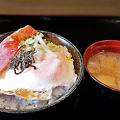Photos: だいこん ( 成増 or 練馬区旭町 ) ベーコンエッグ定食     2019/12/14