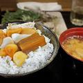 だいこん ( 成増 or 練馬区旭町 ) 焼魚定食 ( 太刀魚 )     2019/12/21