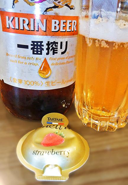 だいこん ( 成増 or 練馬区旭町 ) ビール  2019/12/21