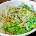だいこん ( 成増 or 練馬区旭町 ) だいこんサラダ ( 定食 )  2020/01/11