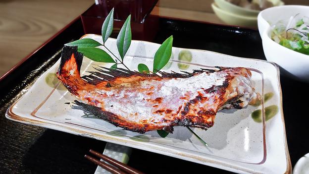 だいこん ( 成増 or 練馬区旭町 ) アカウオ ( 焼魚定食 )   2020/01/11