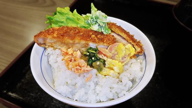 だいこん ( 成増 or 練馬区旭町 ) ご飯 ( 定食 )       2020/01/18
