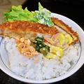 Photos: だいこん ( 成増 or 練馬区旭町 ) ご飯 ( 定食 )       2020/01/18