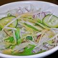 Photos: だいこん ( 成増 or 練馬区旭町 ) だいこんサラダ ( 定食 )  2020/01/18
