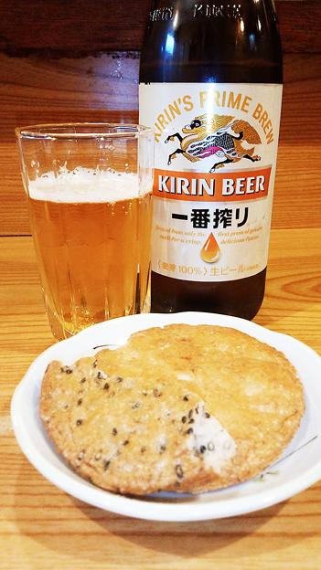 だいこん ( 成増 or 練馬区旭町 ) ビール  2020/01/18