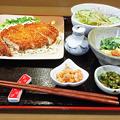だいこん ( 成増 or 練馬区旭町 ) 豚カツ定食  2020/01/18