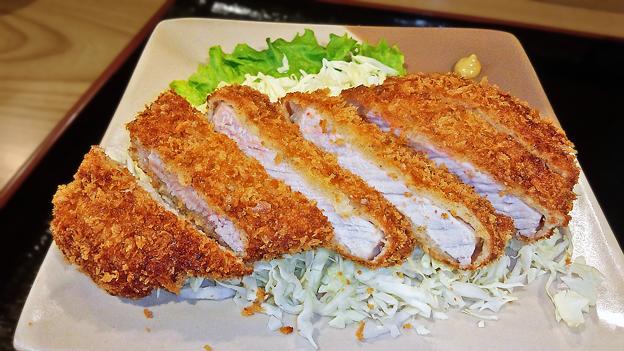 だいこん ( 成増 or 練馬区旭町 ) 豚カツ ( 定食 )       2020/01/18