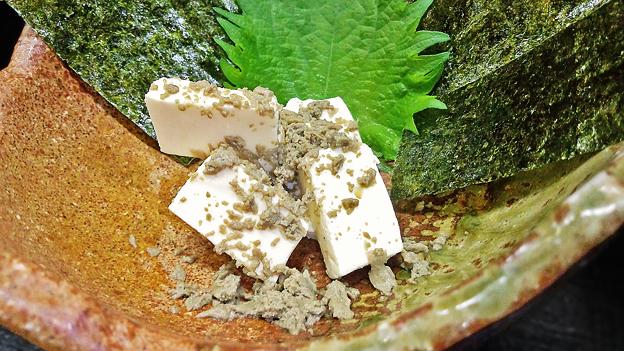 花水木 ( 成増 ) カニ味噌チーズ  2019/12/04
