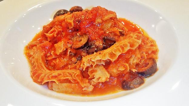 うに太 unita ウニタ ( 成増 = イタリアン ) トリッパのトマトソース煮込み  2020/01/22