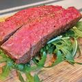 成増 イタリアン ディナー unita ウニタ 牛もも肉の炭火焼き   2020/01/22