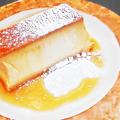 うに太 unita ウニタ ( 成増 = イタリアン ) クリームチーズのプリン ( デザート )  2020/01/22