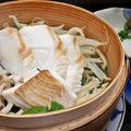 Photos: 花水木 ( 成増 ) 真鯛と野菜のせいろ蒸し  2020/06/13