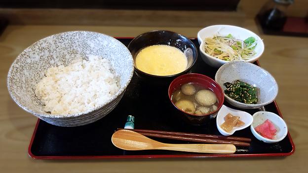 だいこん ( 練馬区旭町 or 成増 ) 麦とろ定食  2020/02/15