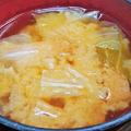 やまだや ( 成増 = やまだ食堂 ) 味噌汁 ( 定食 )       2020/07/26