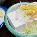 やまだや ( 成増 = やまだ食堂 ) 豆腐 ( 定食 )       2020/07/26