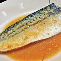 Photos: 花水木 ( 成増 ) サバの味噌煮  2020/07/11