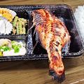 花水木 ( 成増 ) 焼き魚弁当( アカウオ = お持ち帰り )     2020/08/08