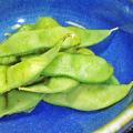 花水木 ( 成増 ) 付け出し ( だだちゃ豆 )  2020/08/22