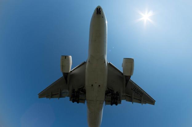 伊丹空港ランディング16