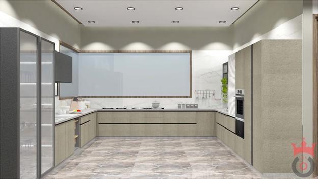 Concord Matt Modular Kitchens - Coronet Kitchens