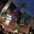 写真: 安城七夕祭りの竹飾り