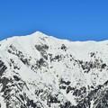 写真: 笠ヶ岳2898m さすらいの旅日記から
