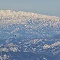 写真: 雄大な山々の景色