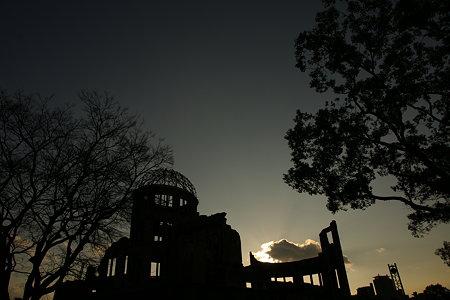 負の遺産 原爆ドーム
