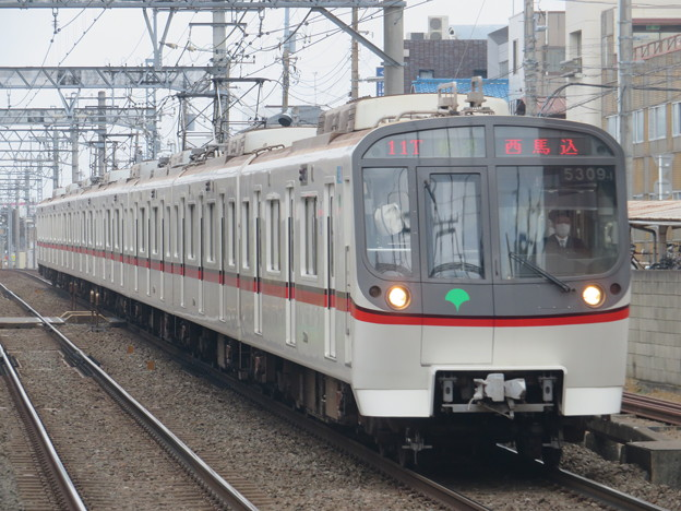 11T: 5309F【快速 西馬込】