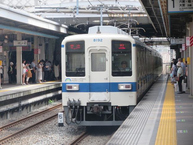 東武8000系8192F