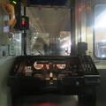 京成3600形の運転席