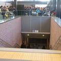 Photos: 羽沢横浜国大駅(階段)
