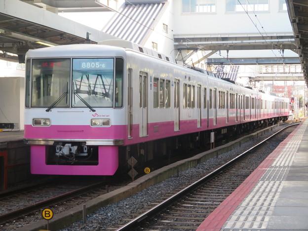 2019.12.5 [試運転]702M系統: 8805F