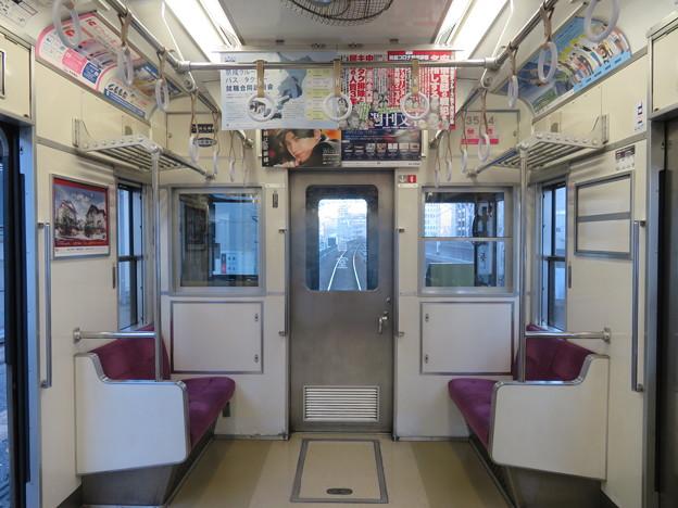 京成3500形の先頭部