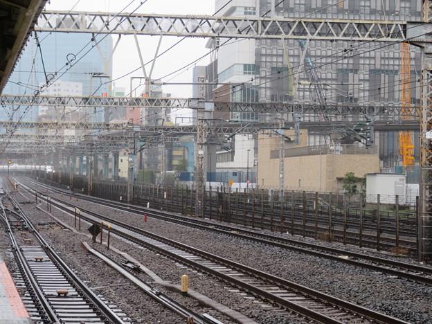 田町駅 線路