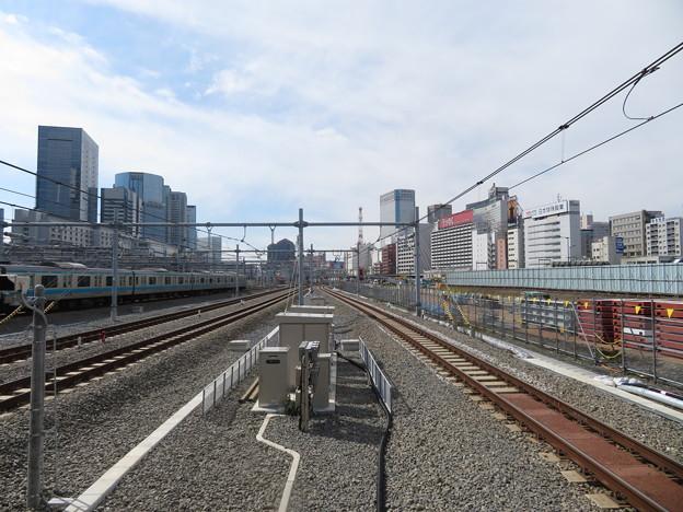【高輪ゲートウェイ駅】山手線