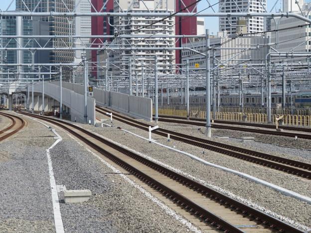 【高輪ゲートウェイ駅】山手線外回り・京浜東北線北行