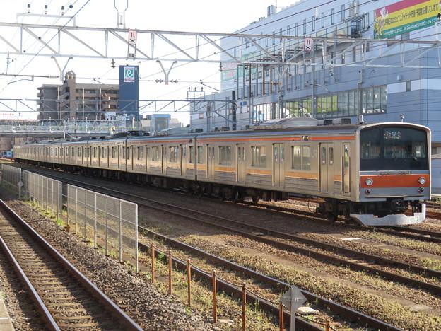 2020.3.25 配9723: EF81(141)+M31(千ケヨ205系)