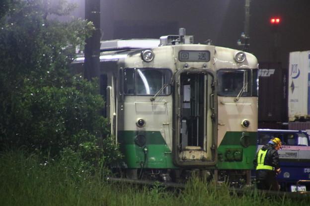 キハ40系(郡山→千葉貨物)