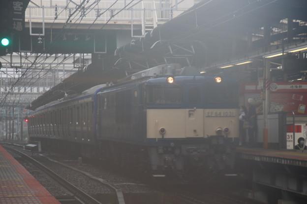 Photos: 2020.6.19 配9645: E235系J1+EF64(1031) @横浜