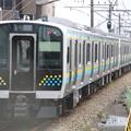 Photos: 2020.7.21 配9745: EF64(1030)+E131系4両(R2+R1)
