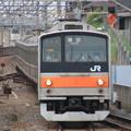 Photos: 205系M6編成(京葉車8両)