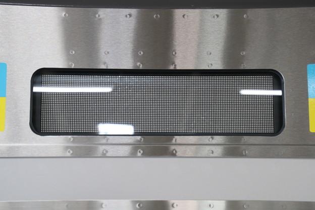 E131系幕張車 幕表示部分