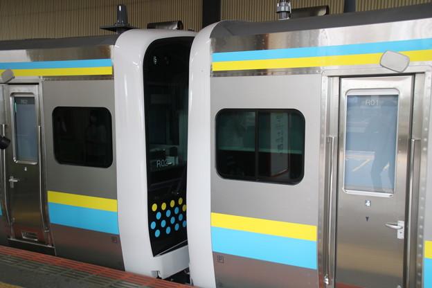 配9745: EF64(1030)+E131系4両(R2+R1)