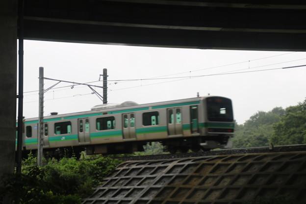 JR成田線 E231系松戸車10両