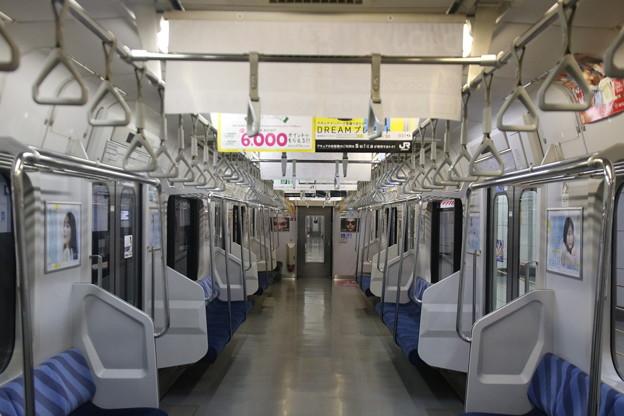Photos: E217系 付属編成増1号車 車内