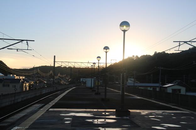 鹿島線 鹿島神宮駅