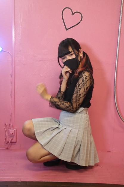 黒月苺香 (私服)
