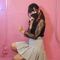 Photos: 黒月苺香 (私服)