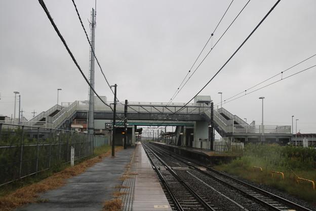総武本線 八日市場駅